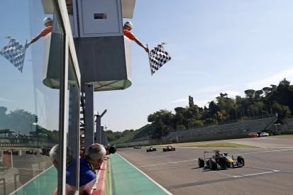 Imola European F3: Red Bull's Kari passes Stroll to win race one