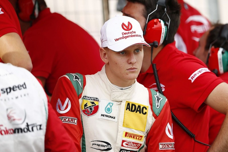 Mick Schumacher misses out on German F4 title to Joey Mawson