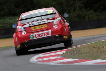 BTCC Brands Hatch: Josh Cook tops practice ahead of season finale