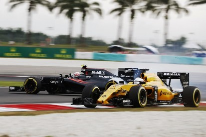 Jenson Button hits out at F1 traffic in Malaysian GP qualifying