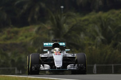 Malaysian GP: Hamilton fastest in final free practice at Sepang