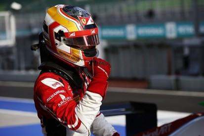 GP3 Malaysia: Ferrari protege Leclerc takes third-straight pole