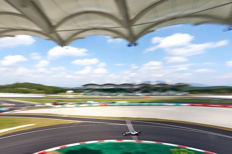 F1 drivers don't like revised final corner for Malaysian Grand Prix