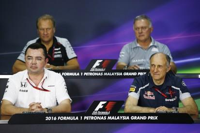 F1 Malaysian Grand Prix Friday press conference full transcript