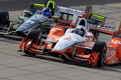 Josef Newgarden and Alexander Rossi in frame for Montoya's IndyCar seat