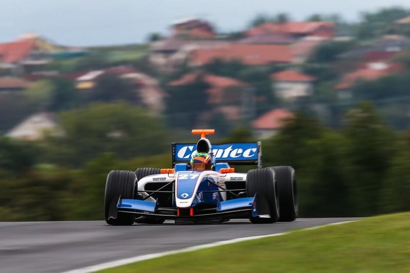 Comtec to make FV8 3.5 return with British F3 racer Randle