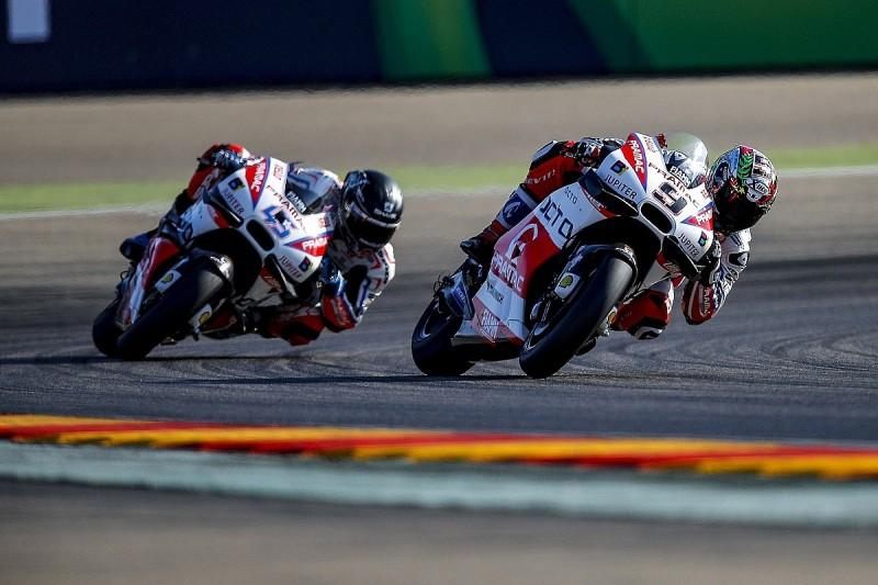 Pramac MotoGP pair Redding and Petrucci in shootout for 2017 Ducati