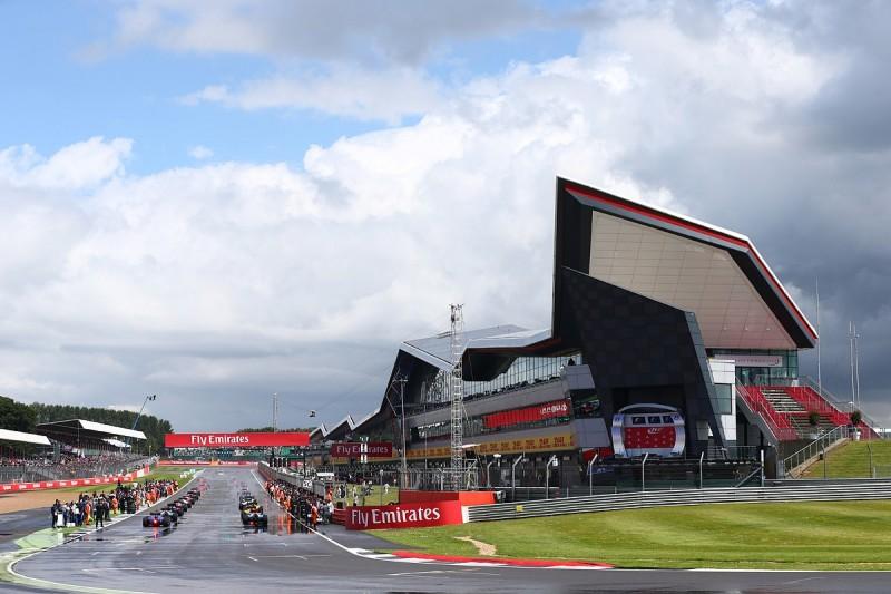 Nine-month deadline to solve new threat to British GP's F1 future
