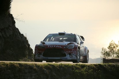 Citroen enters Kris Meeke and Craig Breen for Rally GB