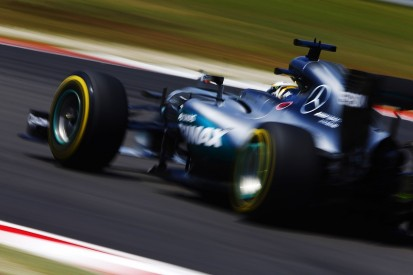 Malaysian GP: Lewis Hamilton fastest in second F1 practice