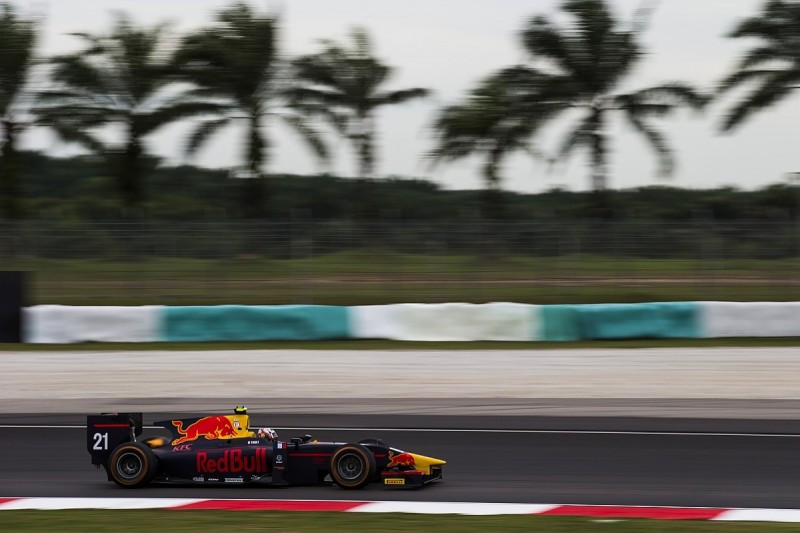 Sepang GP2: Gasly leads Prema team-mate Giovinazzi in practice