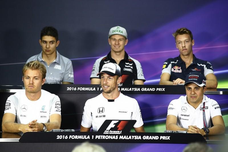 F1 Malaysian Grand Prix Thursday press conference full transcript