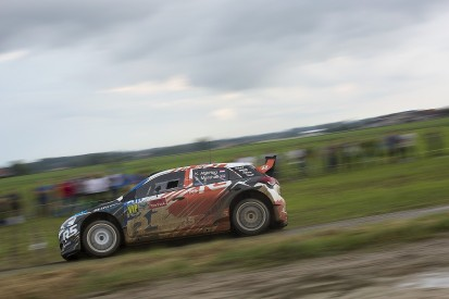 Hyundai's new R5 rally car misses WRC Corsica shakedown after delay