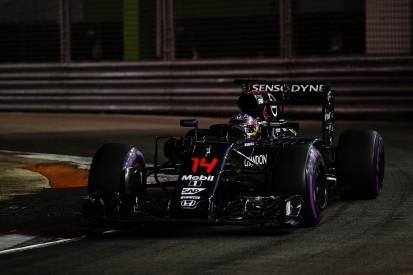 Fernando Alonso gets Honda F1 update and Malaysian GP grid penalty