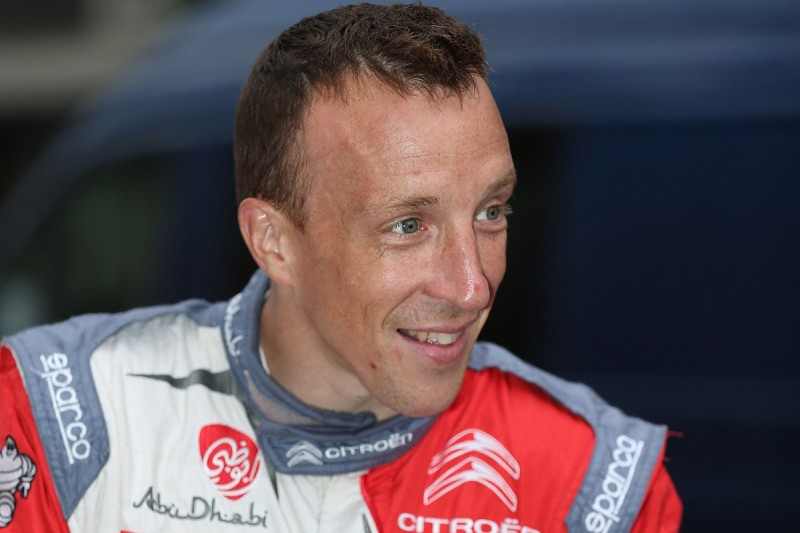 Kris Meeke rules out WRC Corsica win due to 'pathetic' form