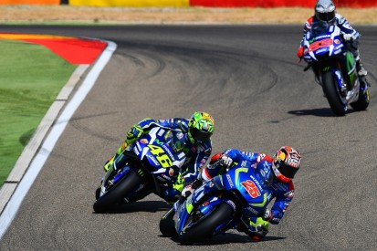 Suzuki MotoGP team's hot weather issues nearly solved - Vinales