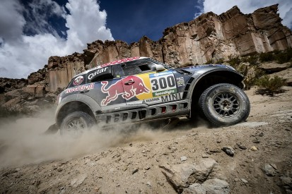 What BMW support means for X-raid Mini Dakar battle with Peugeot