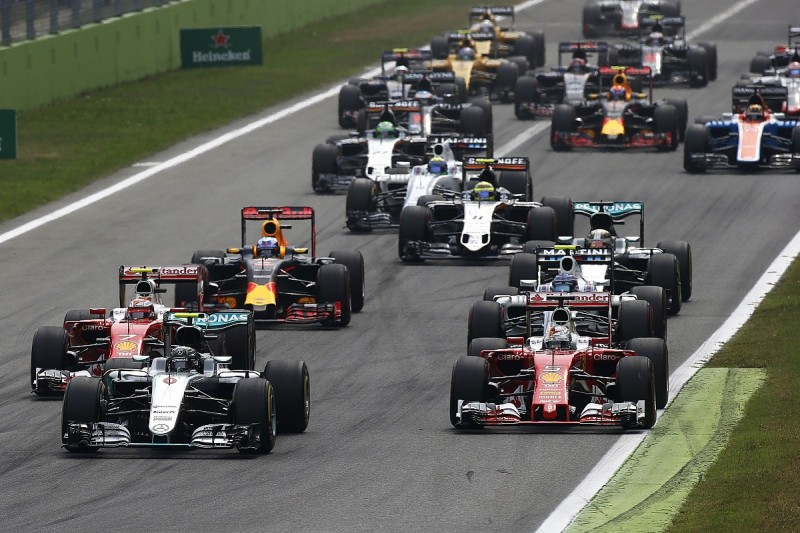 Top five F1 teams differ on Japanese Grand Prix tyre choices
