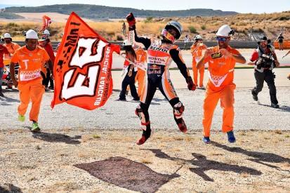 Marc Marquez: I won't clinch 2016 MotoGP title at Motegi