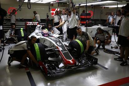 Haas F1 team designs fix for Romain Grosjean's Singapore GP problem