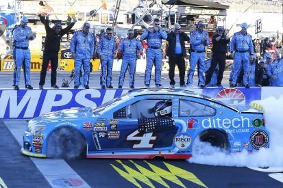 NASCAR New Hampshire: Kevin Harvick takes Chase victory