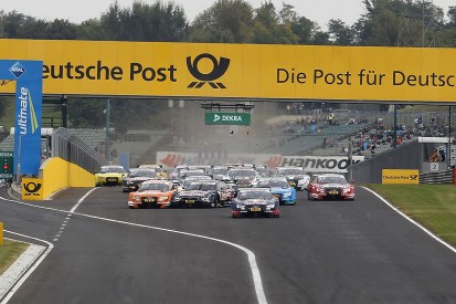 Audi: No one to blame for DTM title rivals' Hungary collision