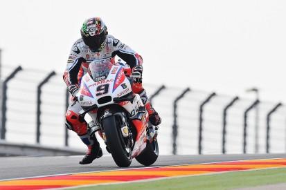 Danilo Petrucci suffered memory loss after MotoGP Aragon crash