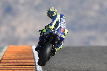 Rossi: Marquez will be 'very difficult' to beat in Aragon race