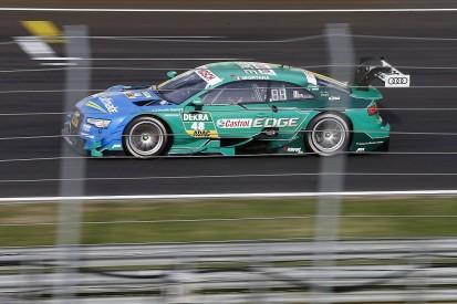 DTM Hungaroring: Mortara on race two pole, Wittmann third