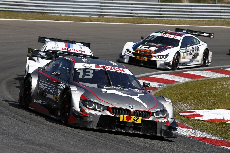 BMW driver Antonio Felix da Costa says DTM mission 'not completed'