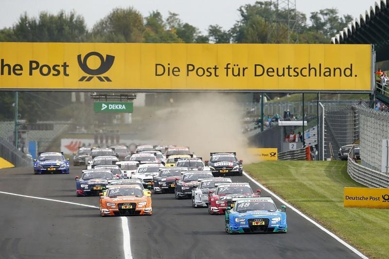 DTM Hungaroring: Edoardo Mortara closes on points lead with win
