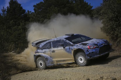 Hyundai close to final specification of its 2017 World Rally Car