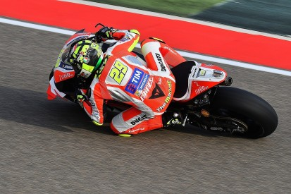 Injured Andrea Iannone forced to withdraw from Aragon MotoGP weekend