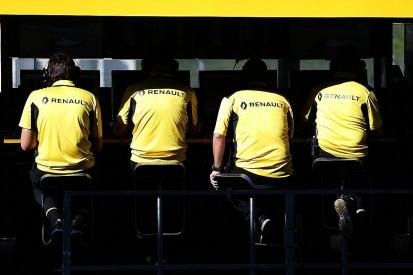 Tension-hit Renault Formula 1 team just needs leadership