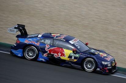 Audi's Mattias Ekstrom skips DTM finale for World Rallycross bid