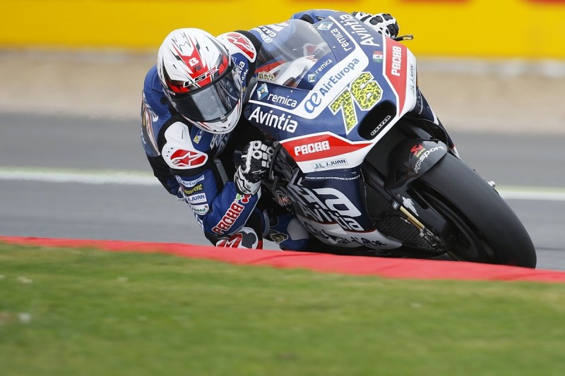 MotoGP Aragon: Avintia Ducati's Loris Baz set to return from injury