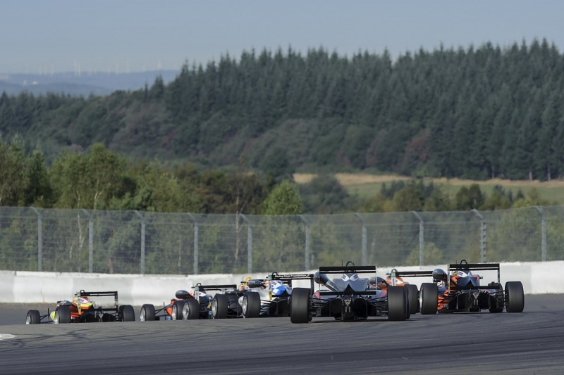 New drivers to boost grid for final European F3 rounds of 2016