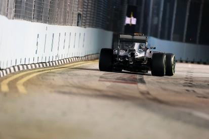 Mercedes' Rosberg says 2015 struggles made Singapore GP win sweeter