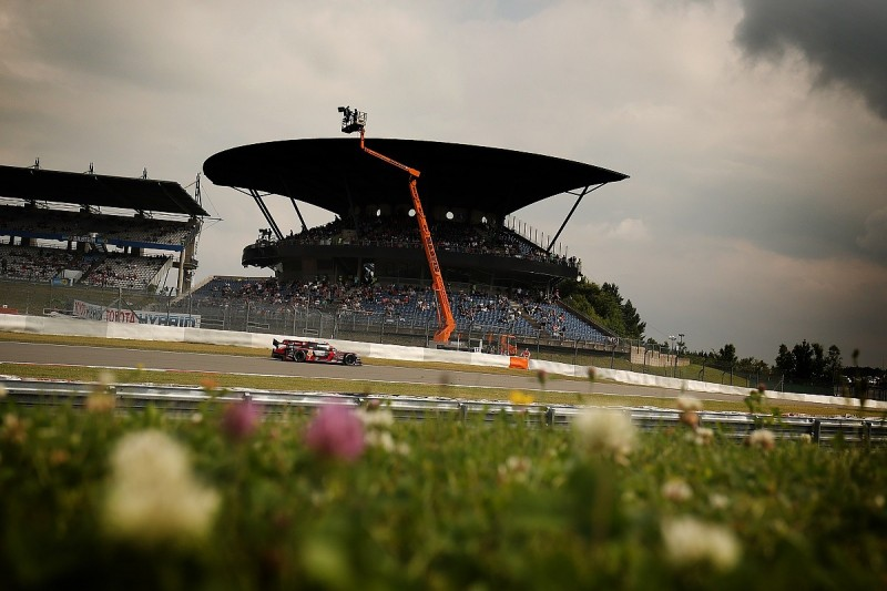 WEC Nurburgring and Formula E Montreal stuck on 2017 date clash