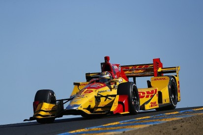 Ryan Hunter-Reay signs new Andretti Autosport IndyCar deal