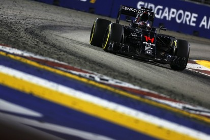 Fernando Alonso dreamed of first McLaren-Honda podium since 1992