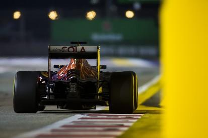 Sainz criticises black-and-orange flag call after Hulkenberg crash