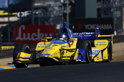 Sonoma IndyCar: Marco Andretti sets pace in final free practice