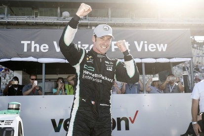 IndyCar Sonoma: Pagenaud takes pole position for title decider
