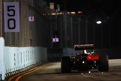 Sebastian Vettel defends Ferrari's reaction to Singapore GP issue