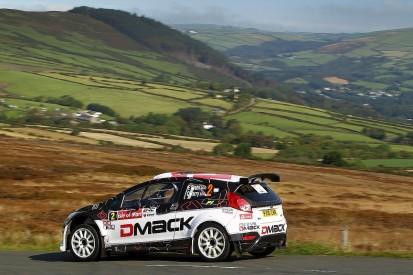 Elfyn Evans defeats Mark Higgins for Isle of Man British Rally win
