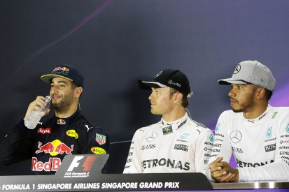 Singapore GP post-qualifying FIA F1 press conference transcript