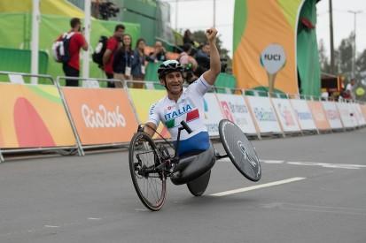 Alex Zanardi claims second gold medal of 2016 Paralympics