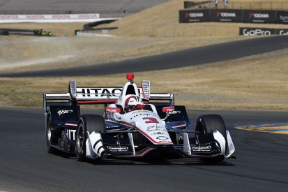 Sonoma IndyCar: Penske's Helio Castroneves leads first practice