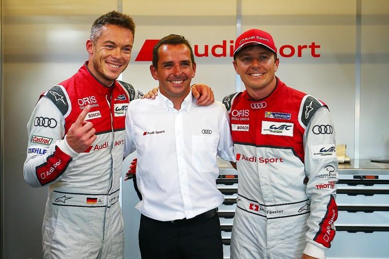 Audi fills front row for Austin World Endurance Championship round